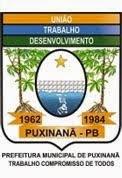 PREFEITURA DE PUXINANÃ - TRABALHO: COMPROMISSO DE TODOS!