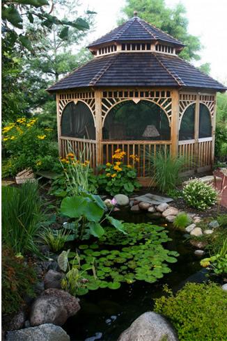 garden-outdoor-pond-with-gazebo
