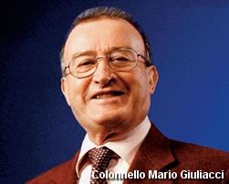 Colonnello Mario Giuliacci