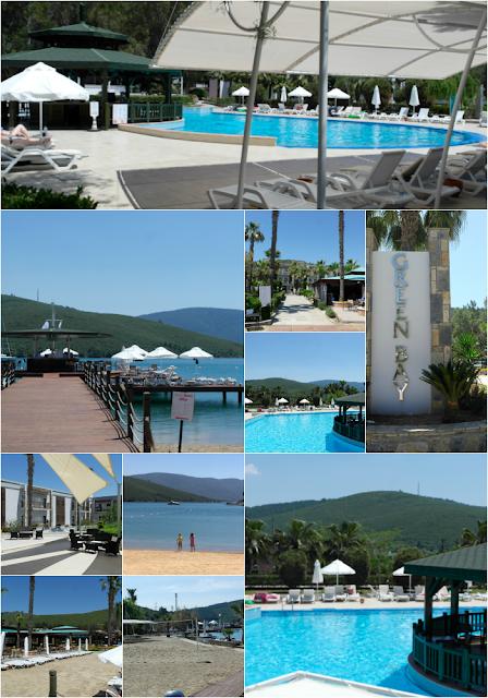swimming pools and beach Crystal Green Bay Resort