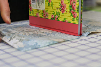 Fabric Covered Journals | Shabby Fabrics