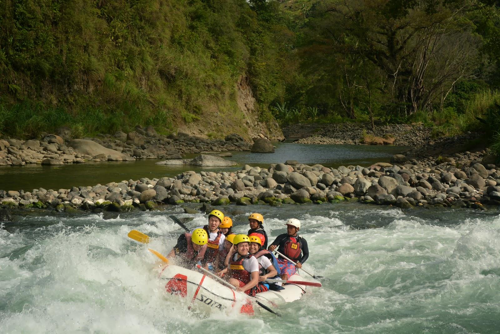 White Water Rafting CDO