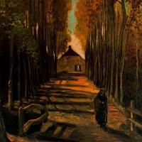 'Albereda a la tardor (Vincent Van Gogh)'