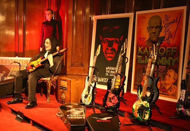 The Horror Honeys: Kirk Von Hammett's Fear FestEvil!