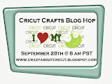 Cricut Crafts Blog Hop!