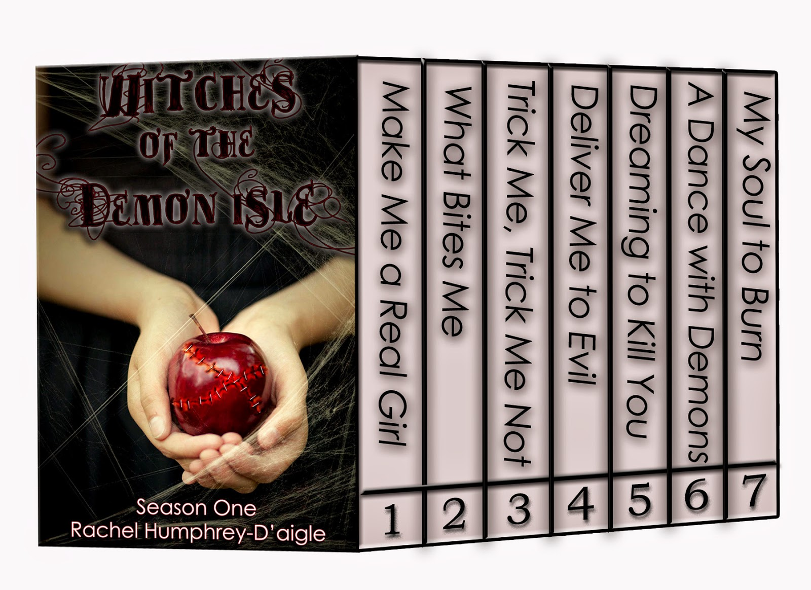 http://www.amazon.com/Witches-Demon-Isle-Season-Volumes-ebook/dp/B00NGV2CW4/ref=sr_1_10?s=books&ie=UTF8&qid=1410372595&sr=1-10&keywords=witches+of+the+demon+isle