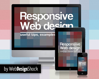 responsive design blogger template