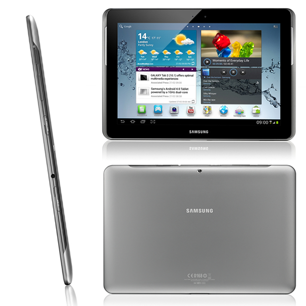 "REVIEW: Galaxy Tab 2 7"" P3100 with Android 4.0 ICS"