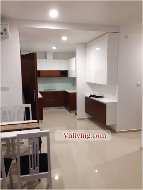 Pearl Plaza 2 bedrooms 97 sqm for rent fully furnished high floor