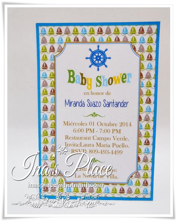 Handmade Baby Invitations is adorable invitation template
