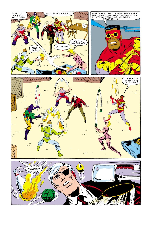 Captain America (1968) Issue #317 #245 - English 11