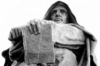 Giordano Bruno - Ettore Ferrari