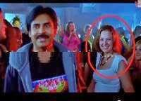 Pawan's New wife in Teen Maar Oho Basti Dorasani Song?