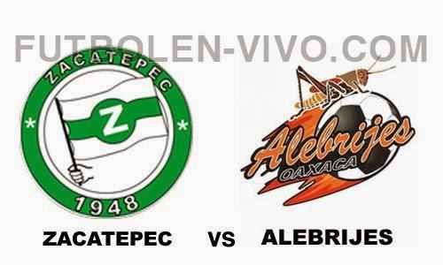 Zacatepec vs Alebrijes de Oaxaca