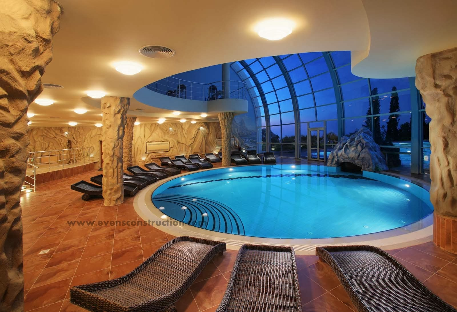 Nice houses with indoor pools - Nice Houses With Indoor Pools
