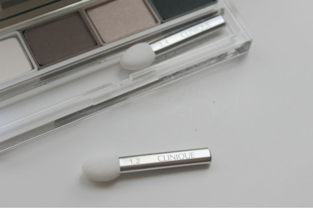 Clinique Jenna's Essentials All About Shadow Quad