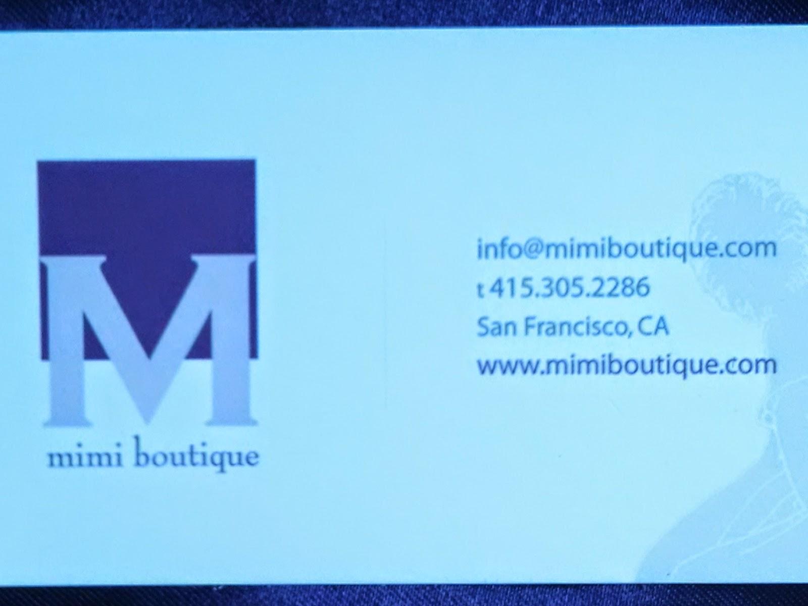Mimi Boutique Review