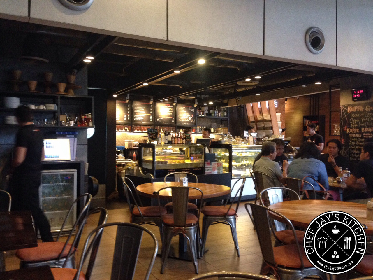 Kuppa Roastery Cafe Review