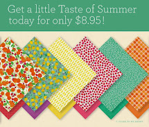 Taste of Summer for National Scrapbooking Month