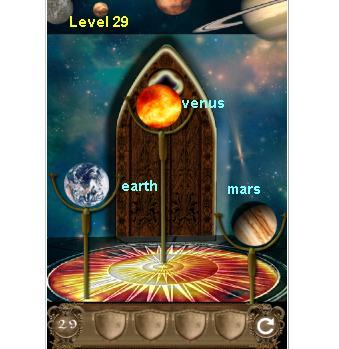 100 gates level 29
