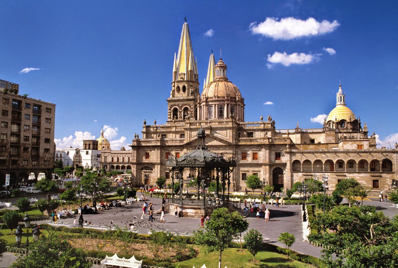 Guadalajara, la Ciudad de las Rosas