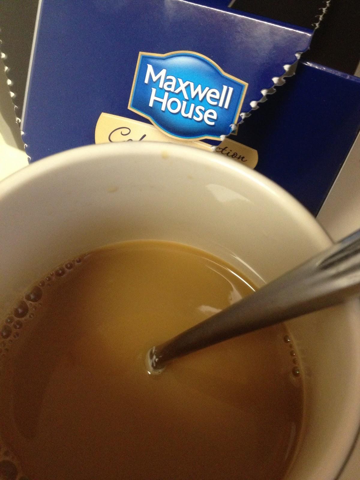 #MaxwellHouseRules
