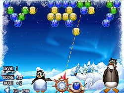 Pháo hoa vùng cực, game van phong