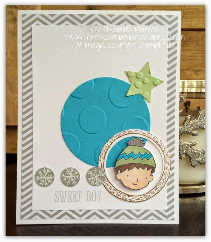 Stylin Stampin Inkspiration December Birthday Cards