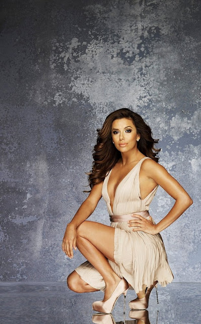 Sexy Hollywood Actress Eva Longoria