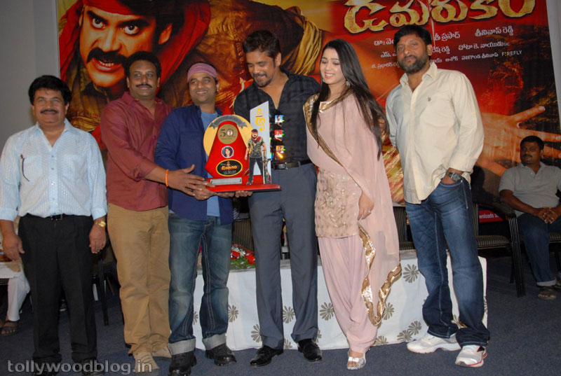 Damarukam Audio Platinum Disk Funtion Photos-HQ-Photo-12