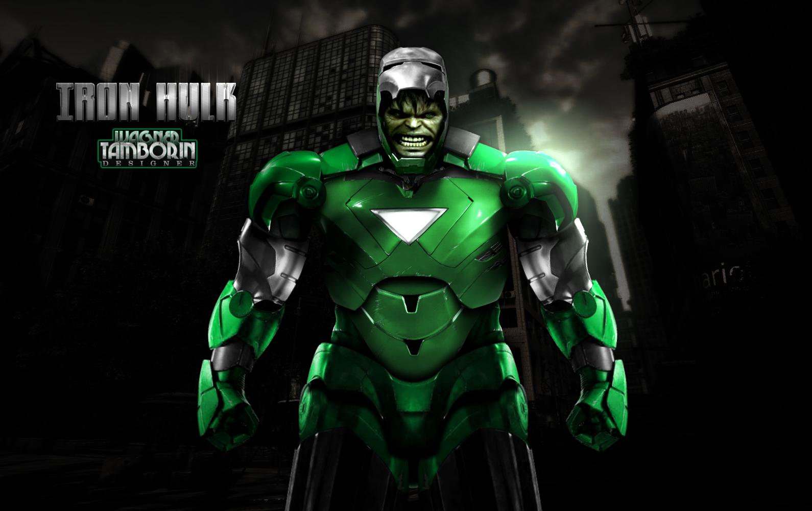 Iron Hulk- Atualiza  231   227 oIron Hulk