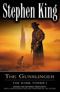 The Gunslinger, The Dark Tower I, Stephen King InToriLex, Top Ten Tuesday