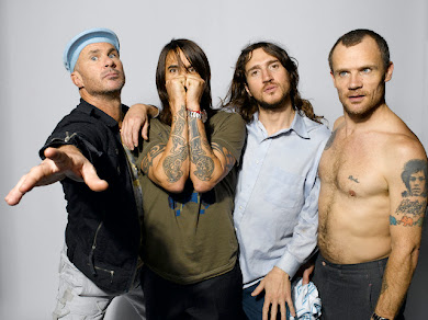 RHCP with Frusciante