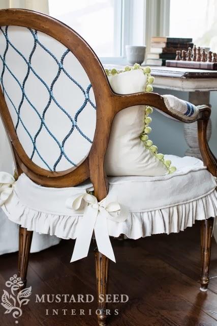Antic chic decoraci n vintage y eco chic diy c mo for Como tapizar sillas antiguas