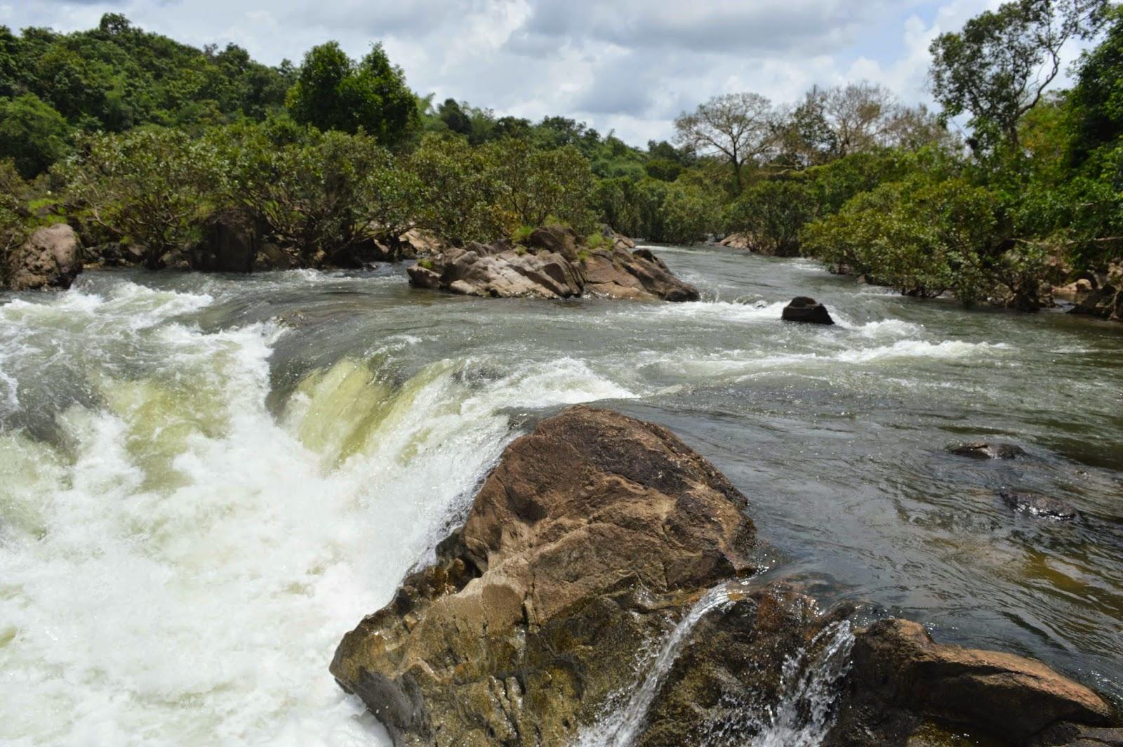 Jomlu theertha falls