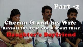 Dont compare my daughter & her boyfriend with Elavarasan & Divya- Director cheran