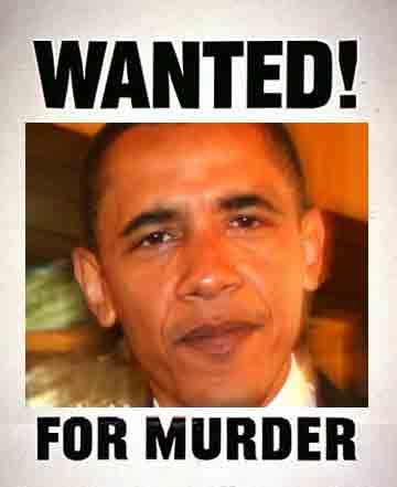 Obama war crimes