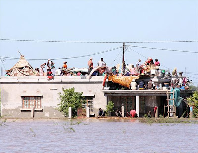 flood Pictures From Mozambique Floods