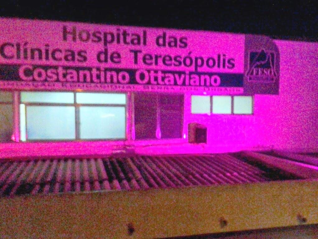 Outubro Rosa: HCTCO adere campanha contra o câncer