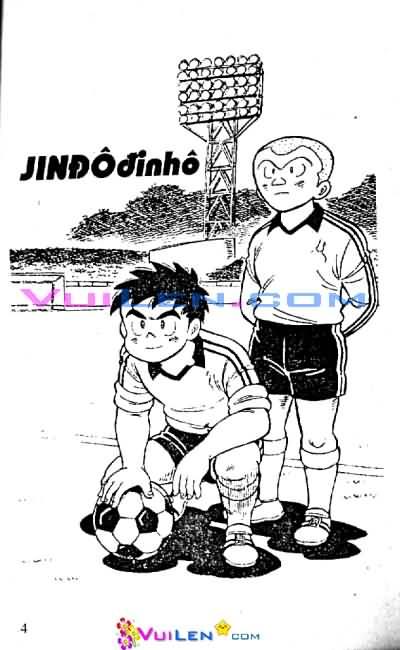 Jindodinho - Đường Dẫn Đến Khung Thành III  Tập 12 page 4 Congtruyen24h