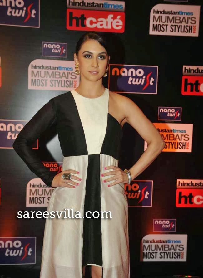 Lauren Gottlieb at Most Stylish Awards 2014