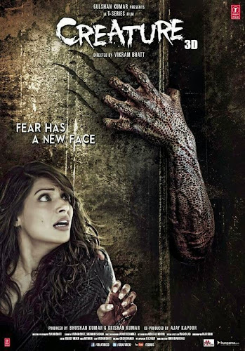 Creature 3D (2014) Movie Poster No. 1