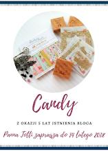 Candy w Zakątku Panny Totti