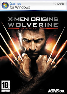 X-Men Origins: Wolverine Completo [PC]
