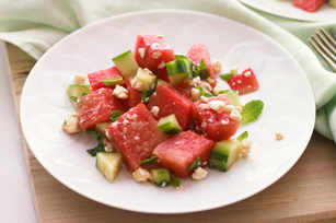 Feta Watermelon
