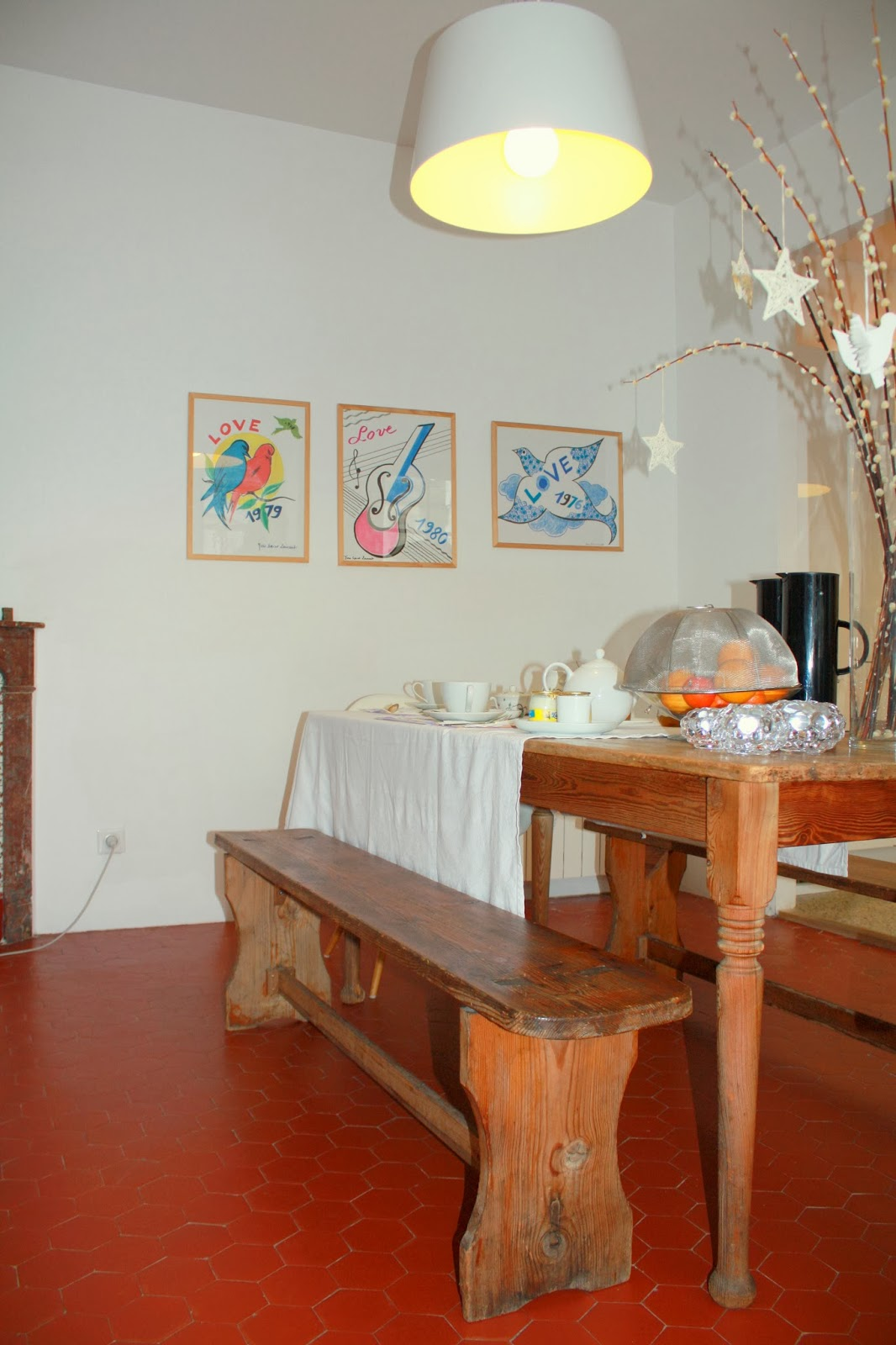 Caro inspiration la maison boussingault chambre d 39 h tes de charme en avignon - Chambre d hote a avignon ...