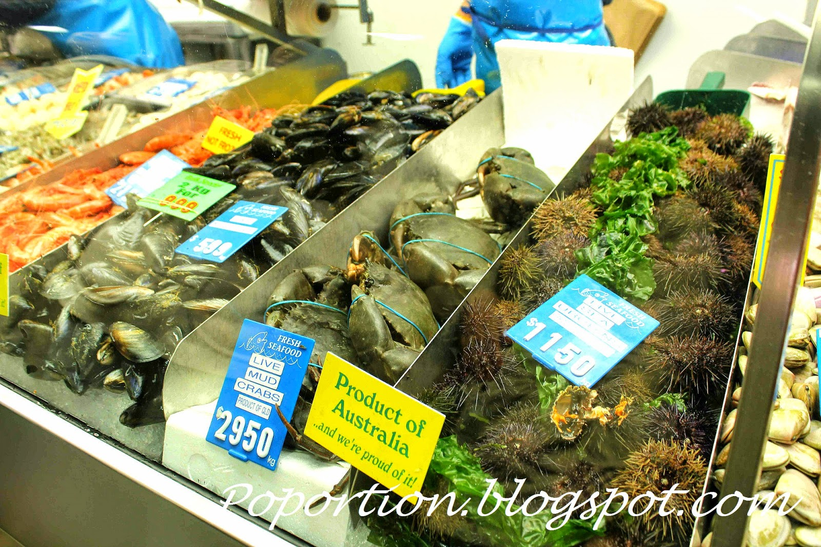 seafood melbourne