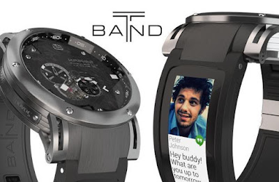 Coolest Smartwatch Attachments - Kairos T-band