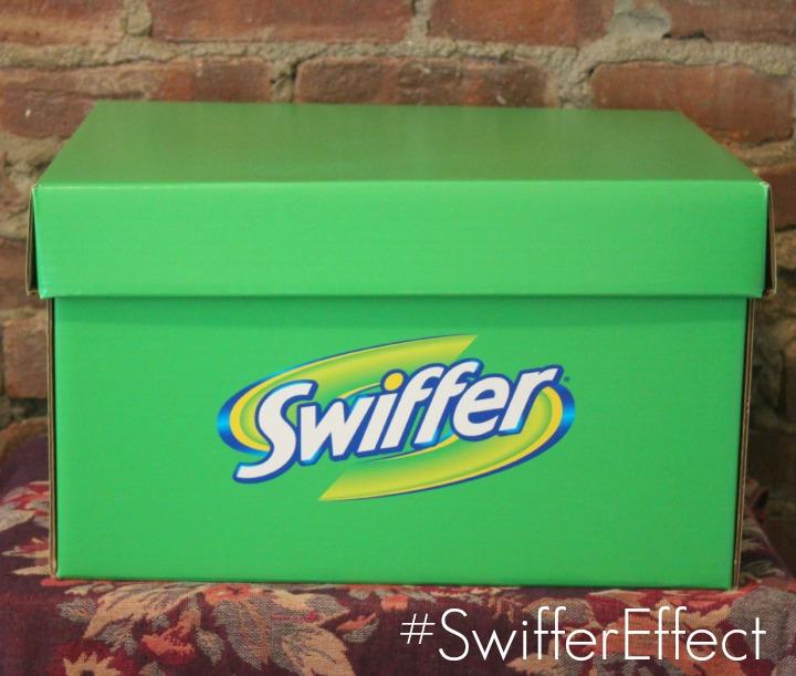 The Swiffer Effect #SwifferEffect #BigGreenBox Big Green Box