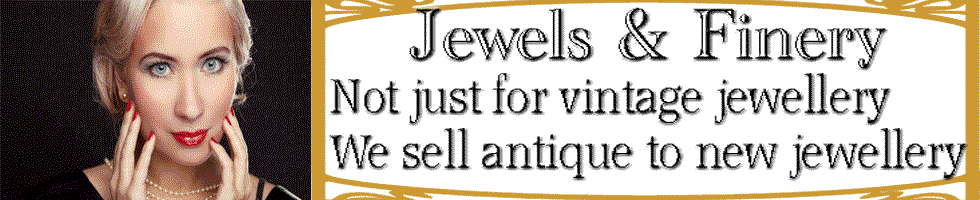 Jewels and Finery's jewellery blog